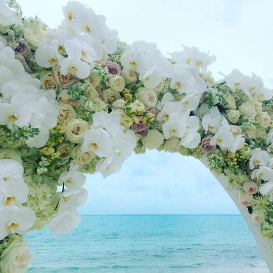 Wedding arch designs