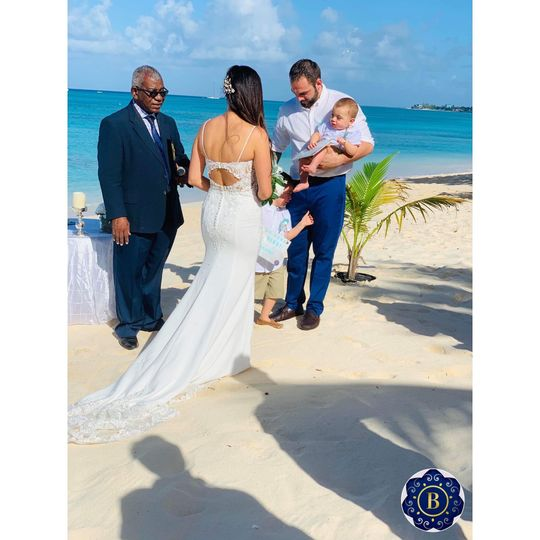 Our final wedding of 2019! Wha