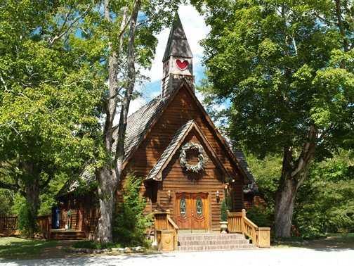 Heartland Little River Wedding Chapel
