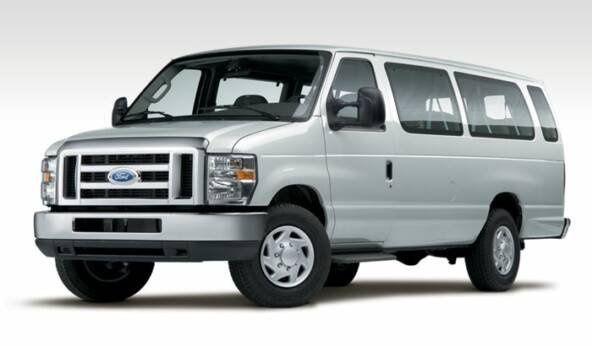Tmx 1342294133838 14passengervan Houston wedding transportation