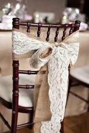 chair bows 1