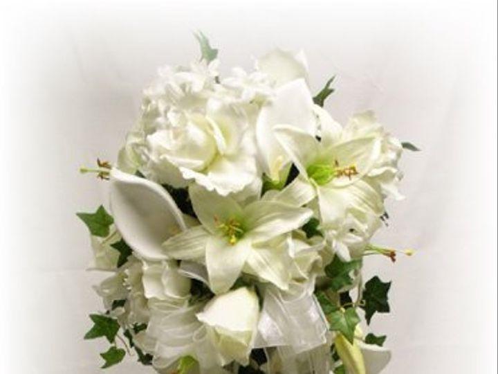 Tmx 1298835506211 WHITEBRIDALCASCADE Waynesville, MO wedding planner