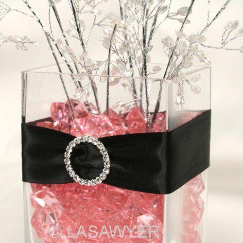 Tmx 1315432761120 Pinknblackcenterpiece Waynesville, MO wedding planner