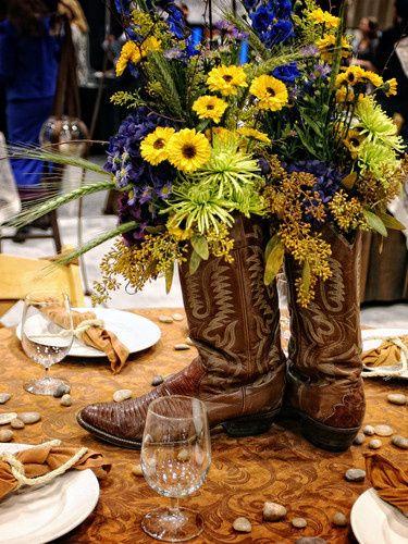 Tmx 1440939412800 Boot Centerpiece Waynesville, MO wedding planner