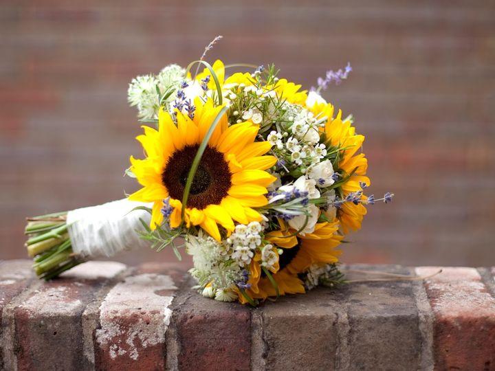 Tmx 1440939560206 Sunflower Bridal Bouquet Waynesville, MO wedding planner