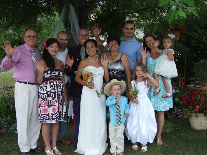 Tmx 1473080324985 Bridal Party And Family Waynesville, MO wedding planner