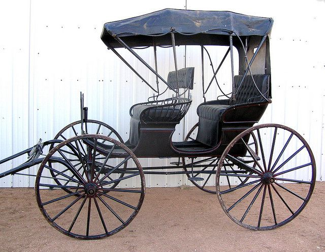 Tmx 1473081625137 2 Seat Buggy Waynesville, MO wedding planner