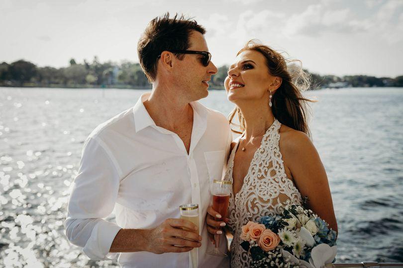 Greg & Natasha