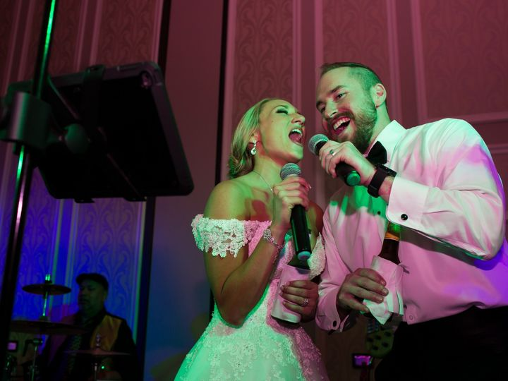 Tmx 55 Singing On Stage 51 1134879 1569965215 Houston, TX wedding band