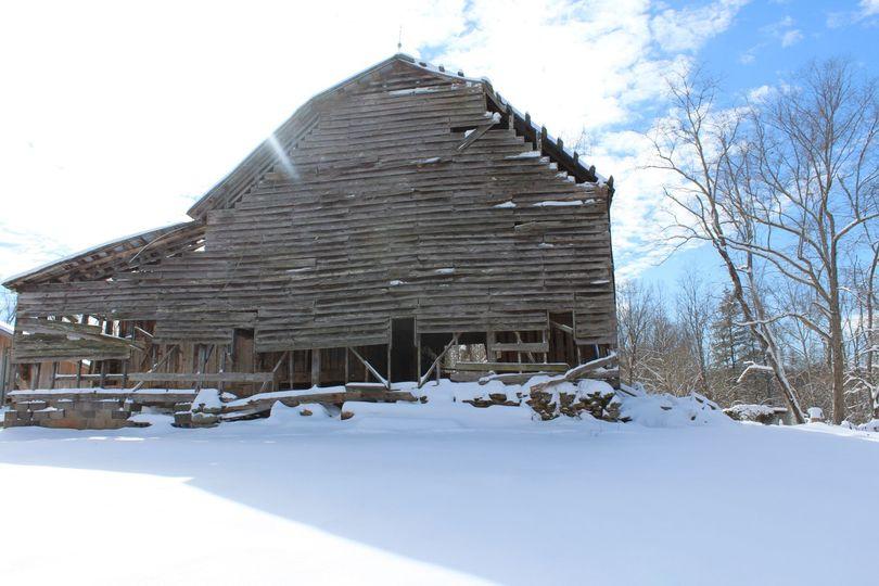 Barn before renovations