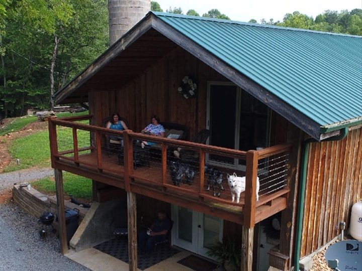 Tmx Cabin View 51 1934879 160252073623585 Hamptonville, NC wedding venue