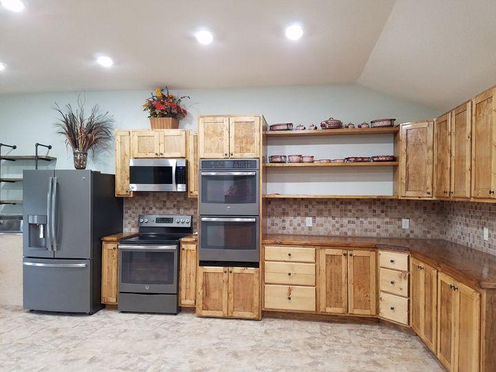 Full kitchen access