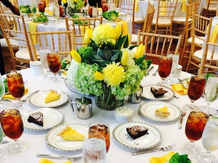 Tmx 1423976423207 Brightseatingtable Raleigh, North Carolina wedding catering