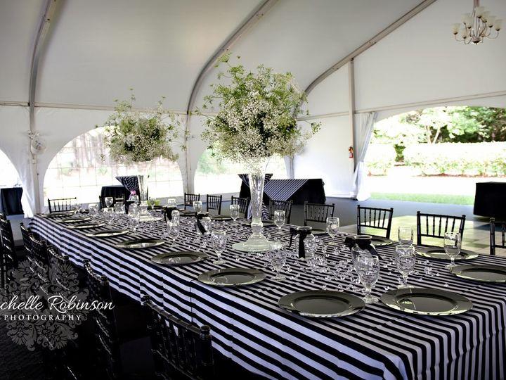 Tmx 1423977353360 Frenchthemedwedding0006 Raleigh, North Carolina wedding catering