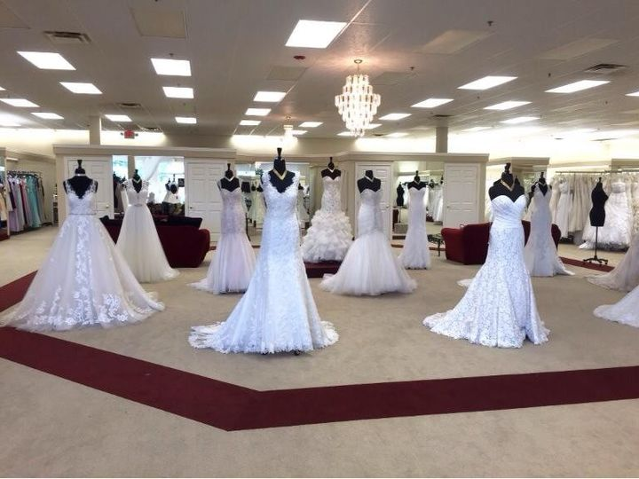 Tmx 1478556379757 134508231024431724299555248284852135267401n Morrisville, North Carolina wedding dress