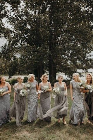 Tmx Gray Mismatched Bridesmaids Dresses 1 51 546879 157880415765313 Laurel, District Of Columbia wedding florist