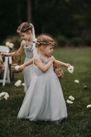 Tmx Gray Tulle Flower Girl Dresses 51 546879 157880417467877 Laurel, District Of Columbia wedding florist