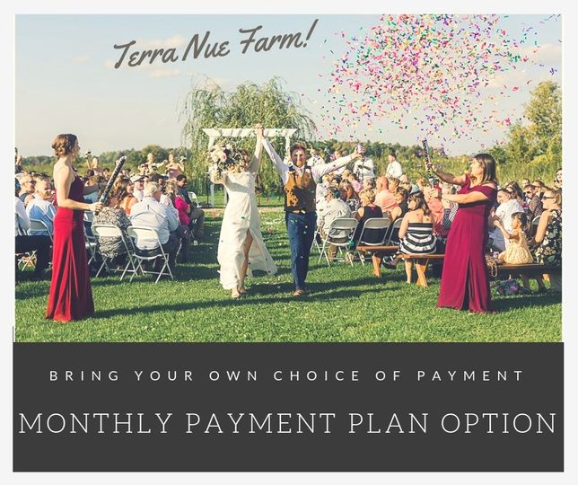 Monthly payment plans are here