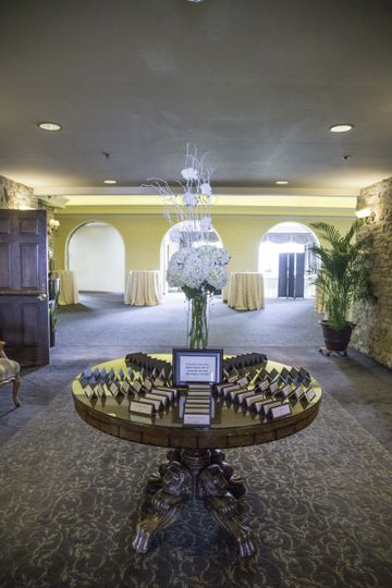 Elgin Country Club foyer view