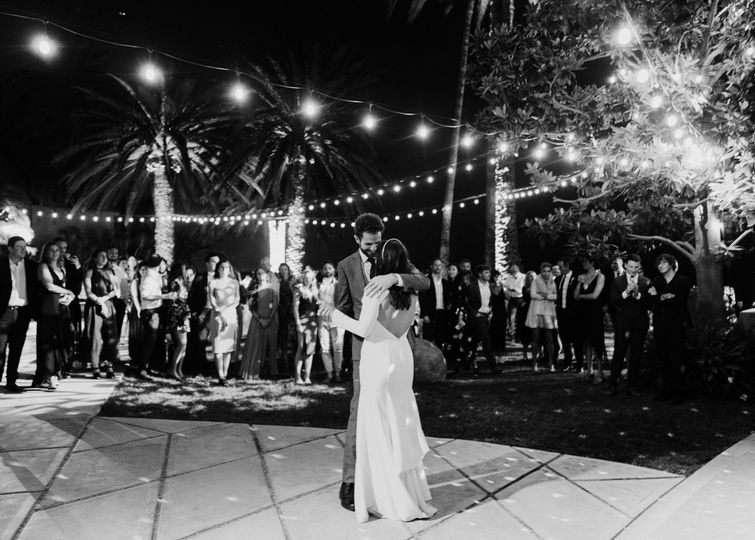 First Dance at Private Home