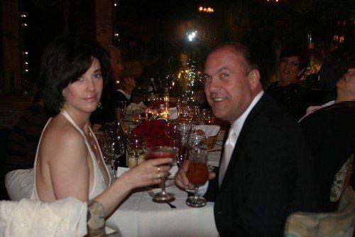 My wedding day. xo