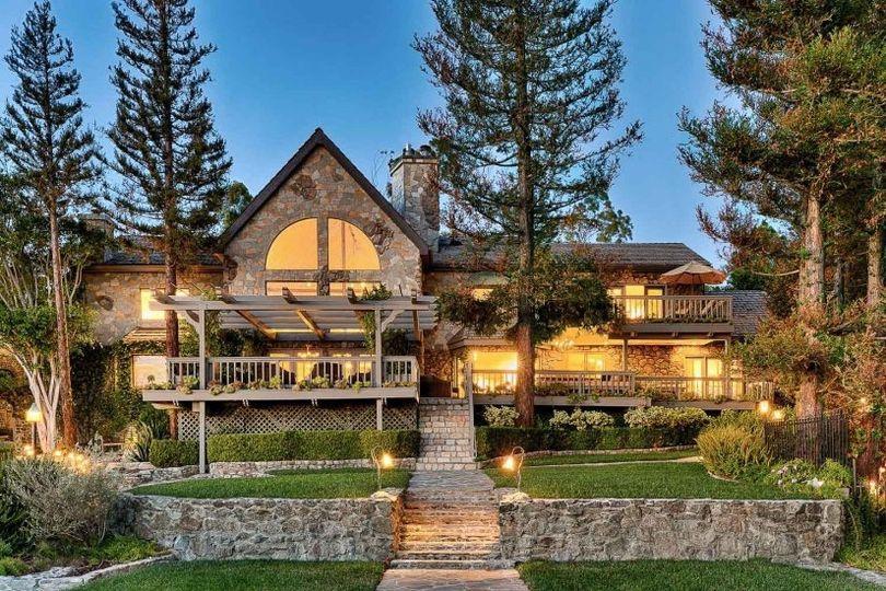 Malibu estate.