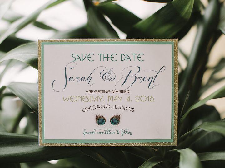 Tmx 1466782274359 Thebigfakeweddingchicago 28 Park Forest, IL wedding invitation