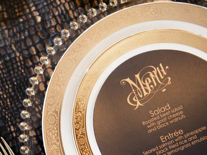 Tmx 1466782727061 Simply Perkfect Event Boutique Stan Mansion 1 14 1 Park Forest, IL wedding invitation