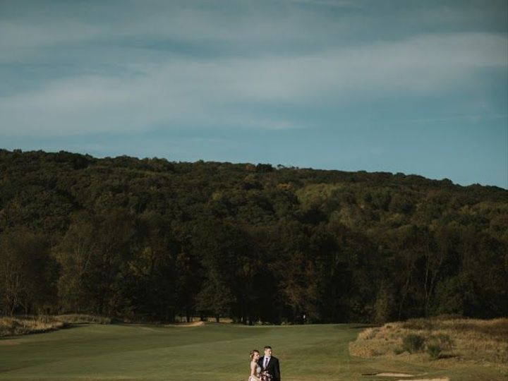 Tmx 1538067598 74dad5daa37b8e2a 1538067597 Dfcd55d37af5a87a 1538067597672 16 Golfcourse Weddin Merrimac, Wisconsin wedding venue