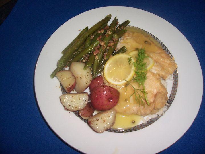 Tmx 1379780246416 Foodplate Blue Bell wedding catering