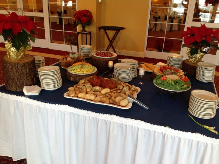 Tmx 1379782005185 Blueholiday2 Blue Bell wedding catering