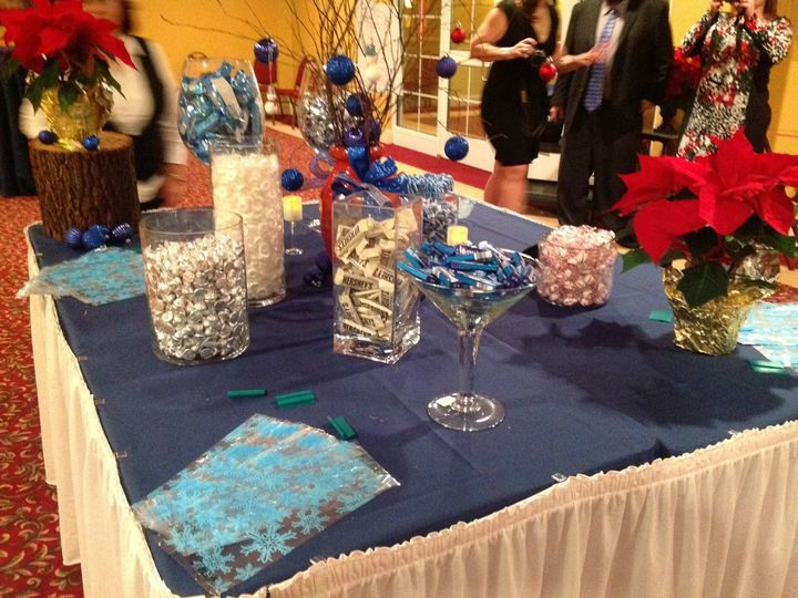 Tmx 1379782020595 Blueholiday3 Blue Bell wedding catering
