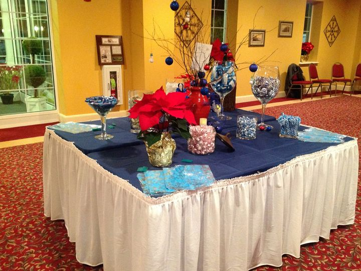 Tmx 1379782036409 Blueholiday4 Blue Bell wedding catering