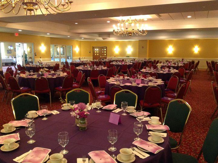 Tmx 1379782272839 Purplefunraiser1 Blue Bell wedding catering