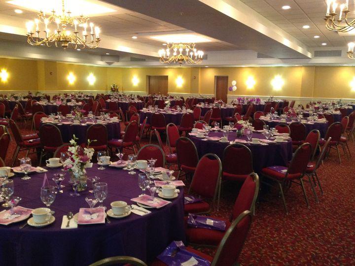 Tmx 1379782287375 Purplefunraiser2 Blue Bell wedding catering