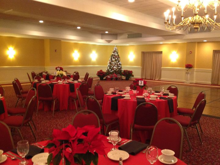 Tmx 1379782302106 Redholiday1 Blue Bell wedding catering