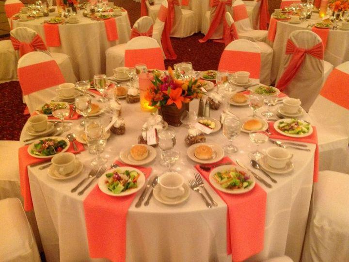 Tmx 1379782572948 1salmon931251218331518314471328649953n Blue Bell wedding catering