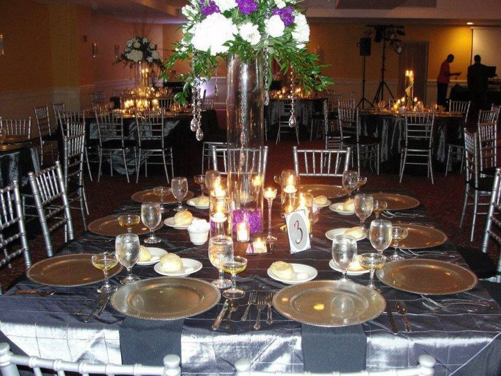 Tmx 1379782738455 1silver10112862183118383164391503488466n Blue Bell wedding catering