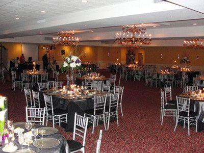 Tmx 1379782746139 1silversilverroomsmaller Blue Bell wedding catering