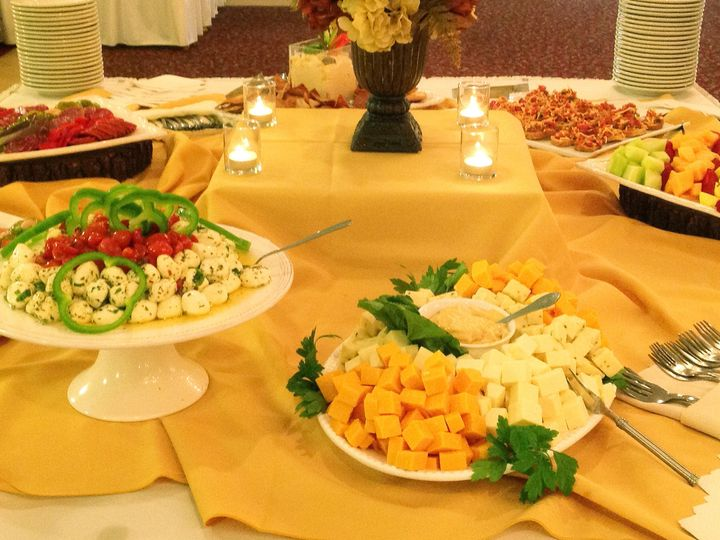 Tmx 1386114972137 Photo 3croppe Blue Bell wedding catering