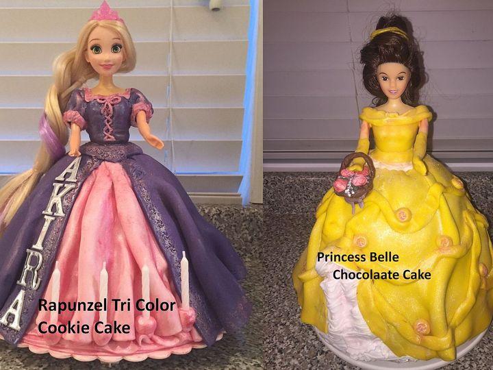 Tmx Cake Princess 51 1938879 159771638364976 Glen Oaks, NY wedding dress