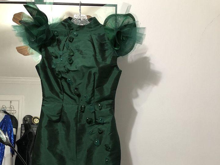 Tmx Emerald Dress 51 1938879 159771638460893 Glen Oaks, NY wedding dress
