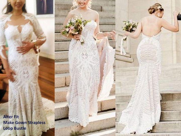 Tmx Khristel 51 1938879 159814425778587 Glen Oaks, NY wedding dress