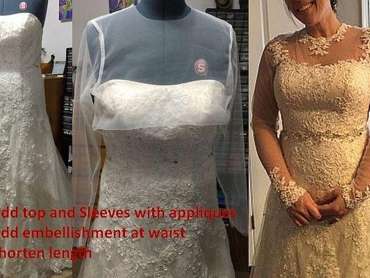 Tmx Wg Tina 51 1938879 159771638840831 Glen Oaks, NY wedding dress