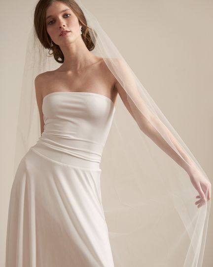 Barely There Veil VB-5093