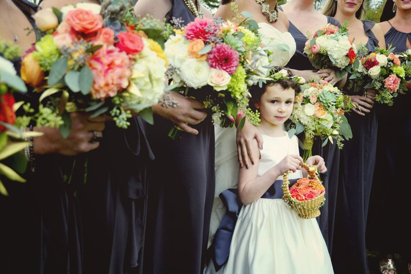 Cynthia Viola Photography, flower girl,