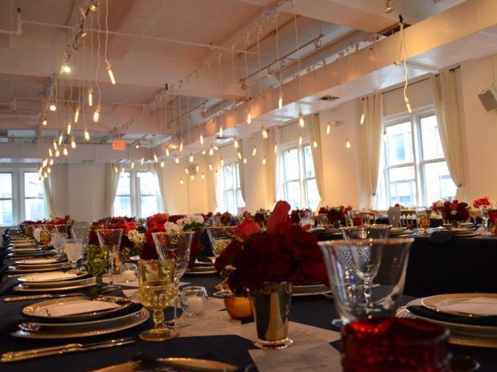 Tmx 1443323010129 Midtownloftandterrace Pendantlamps March 29 201471 New York wedding rental