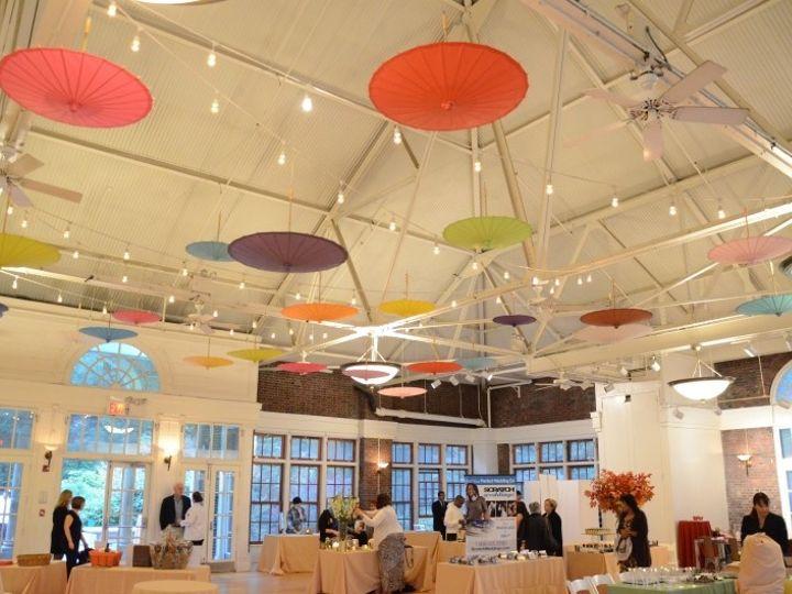 Tmx 1443323062670 Prospect Parkpicnichouse Umbrellastringlights Oct  New York wedding rental