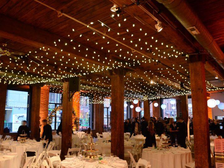 Tmx 1443323121721 Thedumboloft Stringlights Uplights November1201471 New York wedding rental