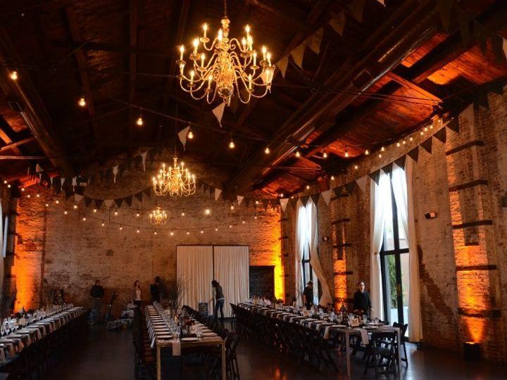 Tmx 1443323326674 Thegreenbuilding Stringlights Bunting October 31 2 New York wedding rental